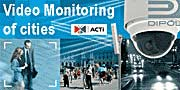 Video monitoring of cities - ACTi