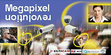 Megapixel video surveillance in practice