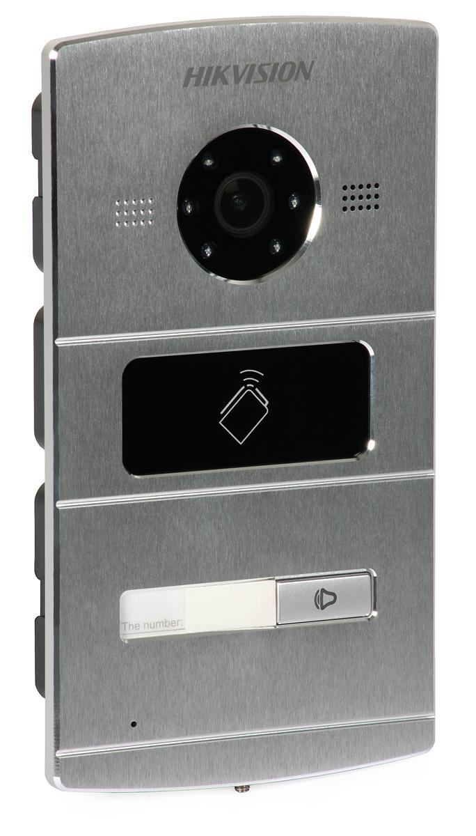 Gate Door Station Hikvision Ds Kv8102 Im 1 Button Ic Rfid