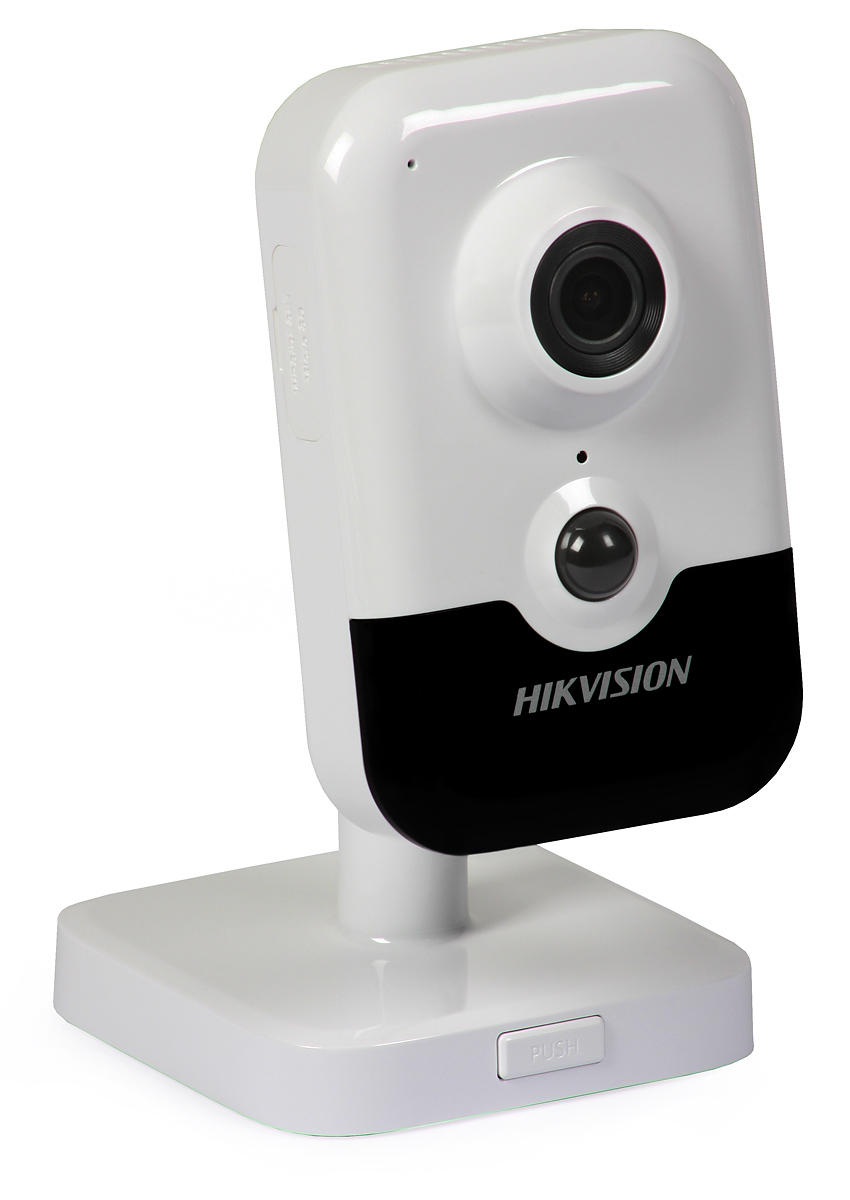 Cube IP Camera: Hikvision DS-2CD2423GO-IW (2MP, 2 8mm, 0 028