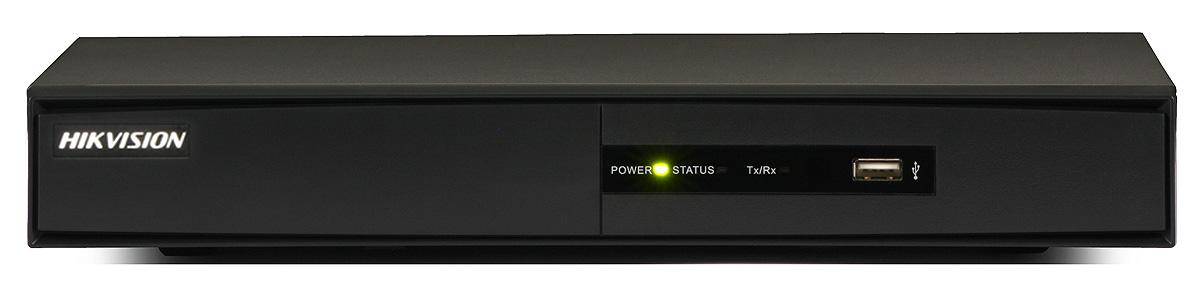 Hd Tvi Turbo Hd Dvr Hikvision Ds 7208hghi Sh A 8ch 1080p 12fps H 264 Hdmi Vga